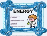 Energy Conversions/Transformations in Action! Six Activities