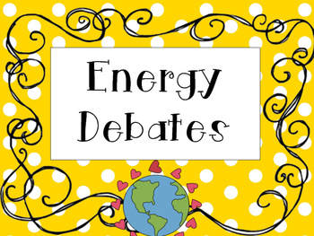 Energy Debate Project
