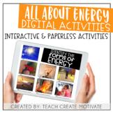 Digital Energy Activities | for Google Slides™