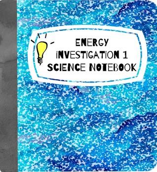 Energy Digital Notebook Foss Investigation 1