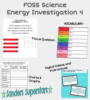 Energy Digital Notebook Foss Investigation 4