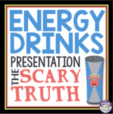 ENERGY DRINKS PRESENTATION