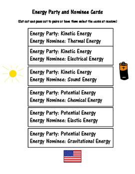 Energy Election Campaign