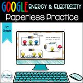 Energy & Electricity [Google Classroom Compatible] | Scien