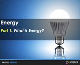 PPT - Energy, Work, Power, Resources + Student Notes - Distance Learning