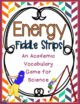 Energy Fiddle Strips!