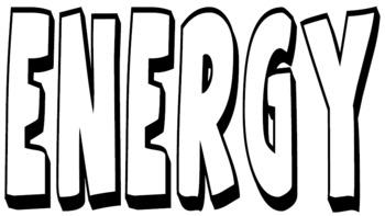 Energy Fill-In {FREEBIE}
