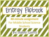 Energy Flipbook Assignment