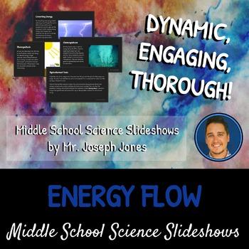 Energy Flow: A Life Sciences Slideshow!