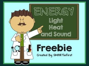 Energy Freebie