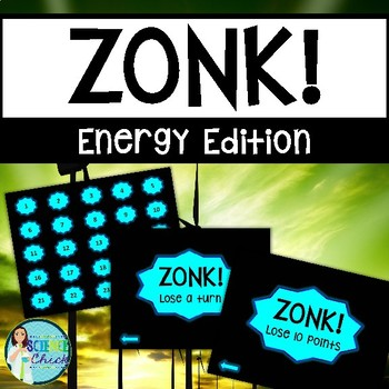Energy Game - Zonk!