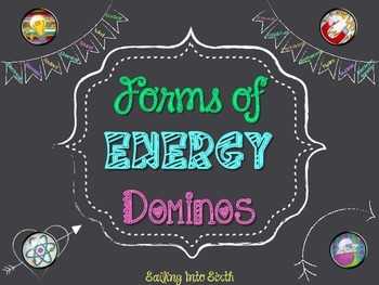 Energy Game: Dominos