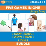 Energy Games Bundle - Fun Science Activities for Review