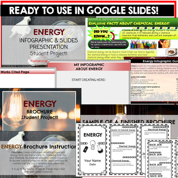Energy Google Classroom Student Projects