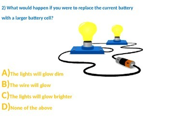 Energy, Gravity, Electricity, Light Quiz 1.5