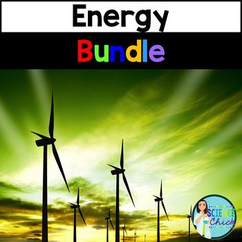 Energy - Growing Bundle