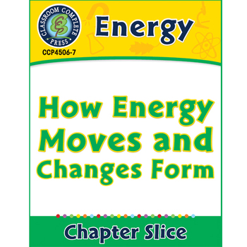 Energy: How Energy Moves and Changes Form Gr. 5-8