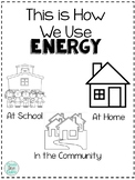 Energy in Our Lives