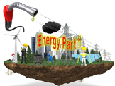 Energy Part 1 PowerPoint Reader's Theater with Quiz and Notes Bundle