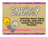 Energy Integrated Unit: Potential, Kinetic, Light, Heat an