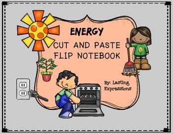 Energy - Interactive Flip Notebook