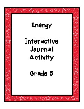Energy Interactive Journal