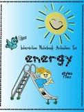Energy-Interactive Notebook