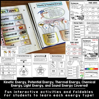 Energy Interactive Notebook