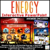Energy PowerPoint - Interactive