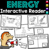 Energy Interactive Reader- Light, Heat and Sound