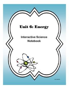 Energy Interactive Science Notebok