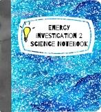 Energy Digital Notebook Foss Investigation 2