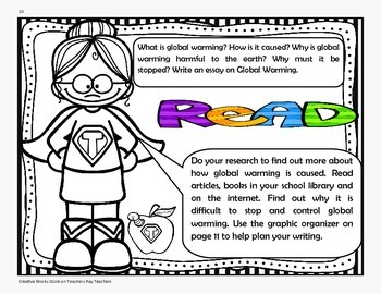 Energy Island ( Reading Wonders) 4th Grade - Tri-Folds + Activities