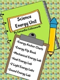 Energy Labs, Energy Anchor Charts, and Energy Flip Book