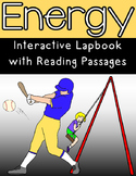 Energy Interactive Notebook or Lapbook