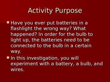 Energy, Lesson 3