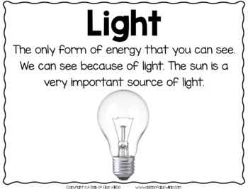 Energy Lesson Plans and PowerPoints