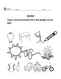 Energy- Light- 4th grade Next Generation Science Standard 4