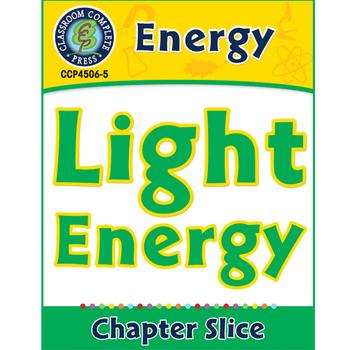 Energy: Light Energy Gr. 5-8