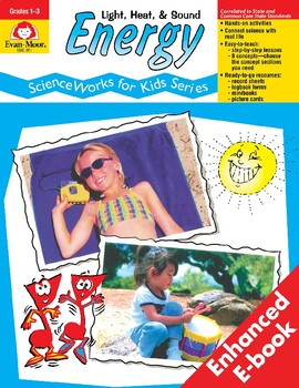 Energy: Light, Heat & Sound - ScienceWorks for Kids