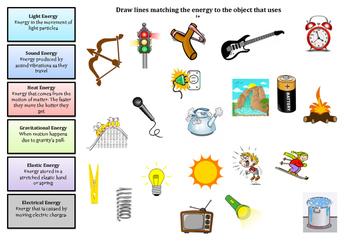 Energy Matching Game