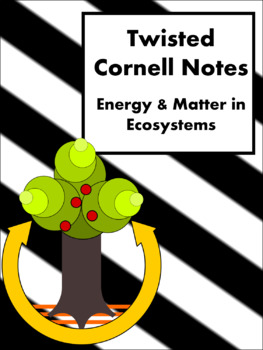 Energy & Matter in Ecosystems Twisted Cornell Notes