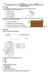 Energy, Motion, Force , PTE/Atomic Structure/Chemical Reac