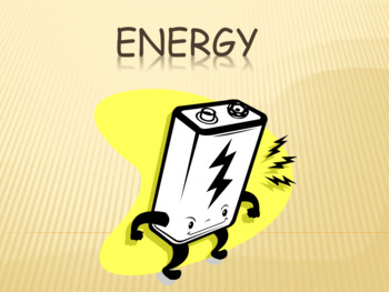 Energy Notes Bundle