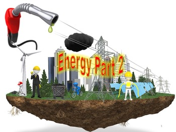 Energy Part 2 PowerPoint Reader's Theater with Quiz and Notes Bundle