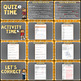 Energy PowerPoint (Energy Facts with Quiz, Activity & Research Task Included)