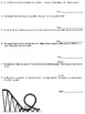 Energy Problems: Kinetic & Potential Energy Problems