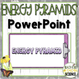 Energy Pyramid Doodle Notes---POWERPOINT