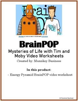 Energy Pyramids for BrainPOP video