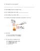 Energy Quiz, Test or Worksheet